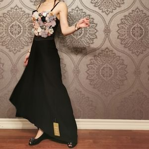 BNWT Coast UK formal maxi skirt